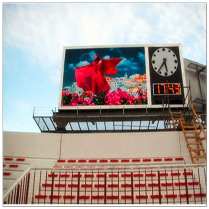 P10 IP68 7000cm/d Outdoor LED Advertising Screens
